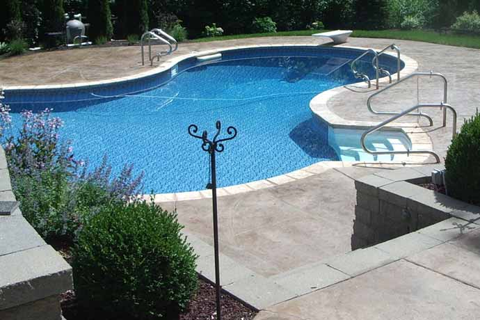 Pool-Structures